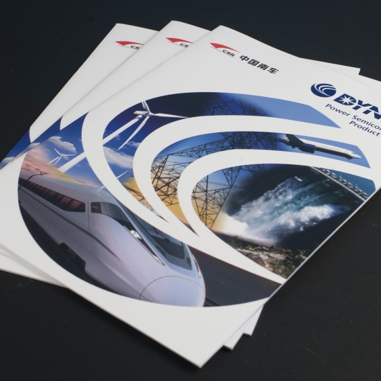 Front cover of Dynex product brochure